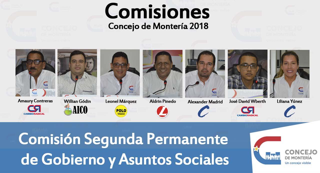 GOBIERNO Y ASUNTOS SOCIALES